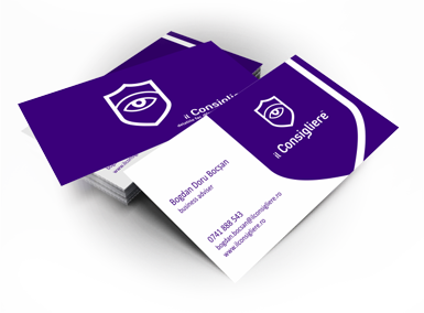 Il Consigliere - contact business cards
